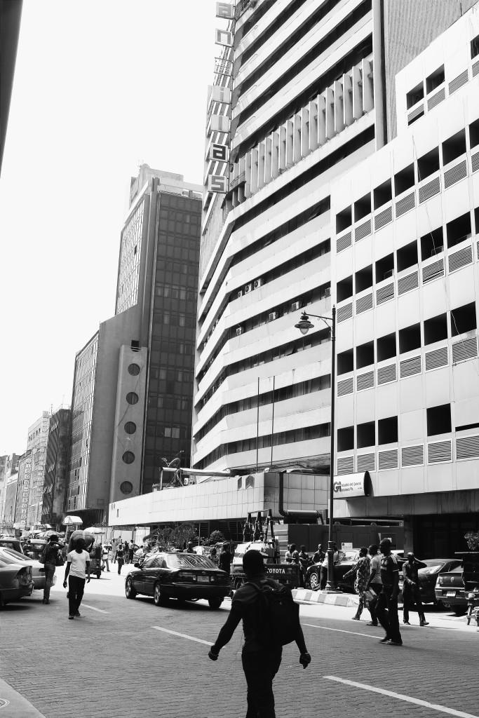 Broad Street - Lagos