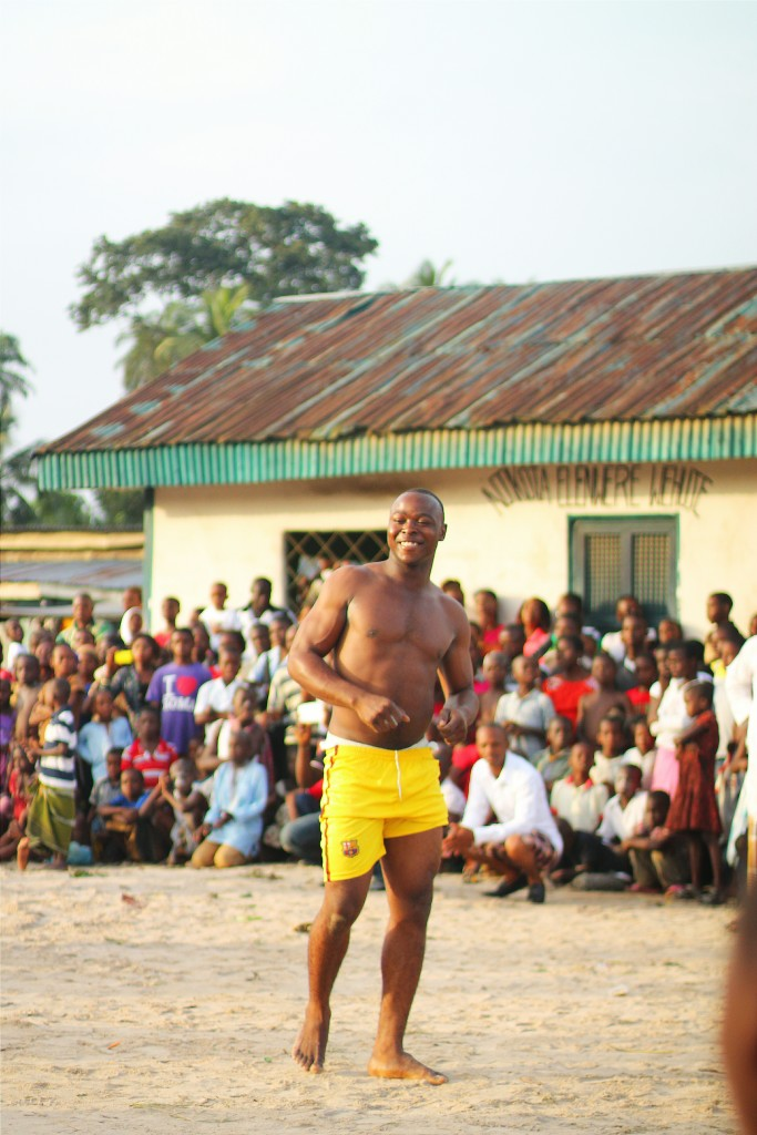 Wrestler, Ete Wrestling Festival, Isiokpo