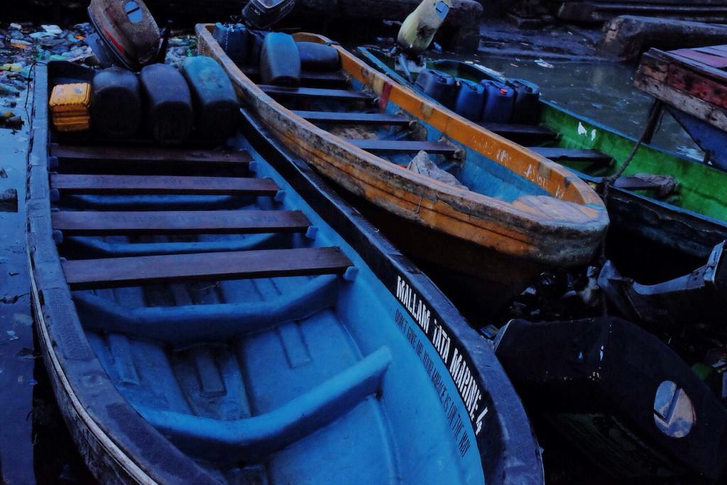 Boats, Nembe Waterside, Creek Road Market, Old Port Harcourt Township