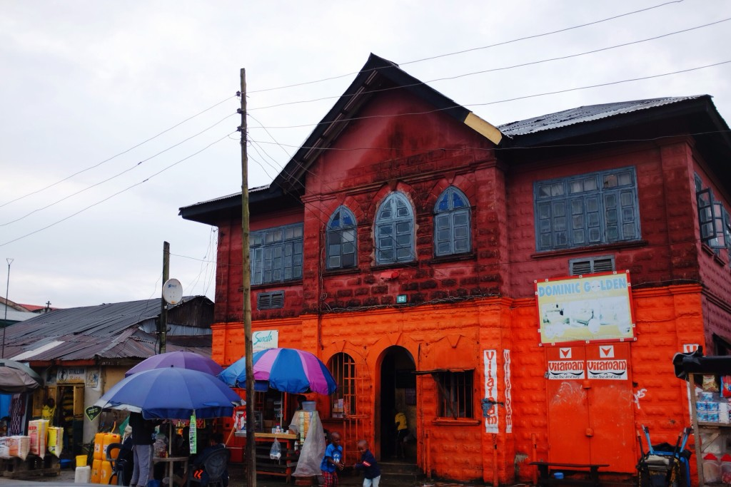 Building, Old Port Harcourt Township