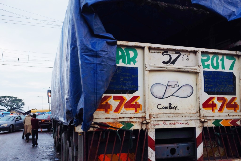 Lorry, Old Port Harcourt Township
