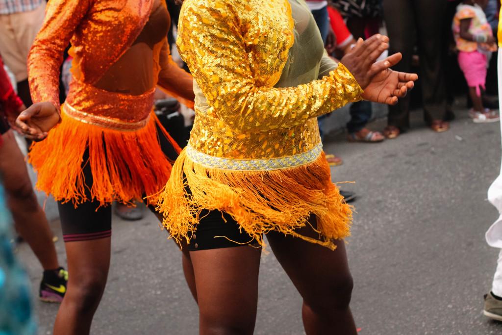 Dancers, Calabar Carnival 2014
