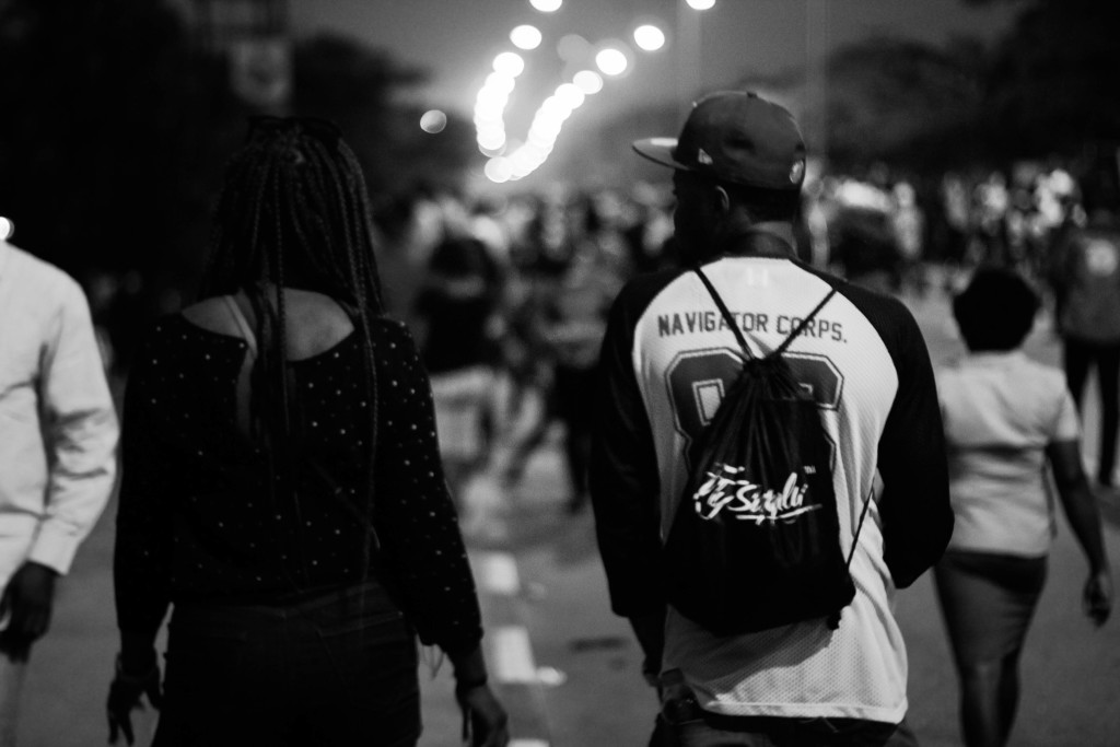 Reveller, Calabar Carnival 2014