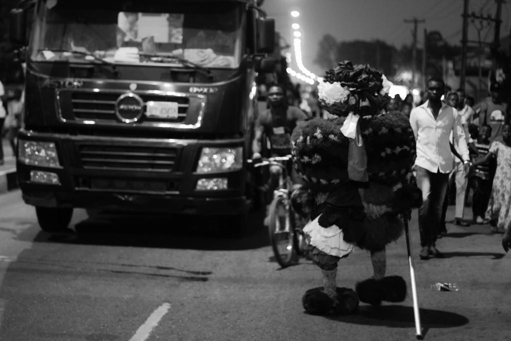 Masquerade, Calabar Carnival 2014