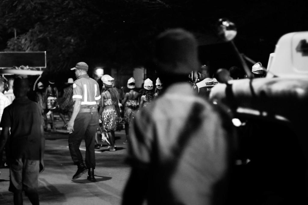 Security, Calabar Carnival 2014