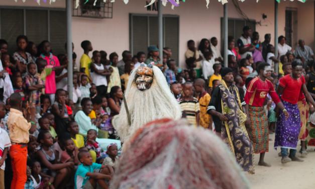 Bakana: Masquerade Display