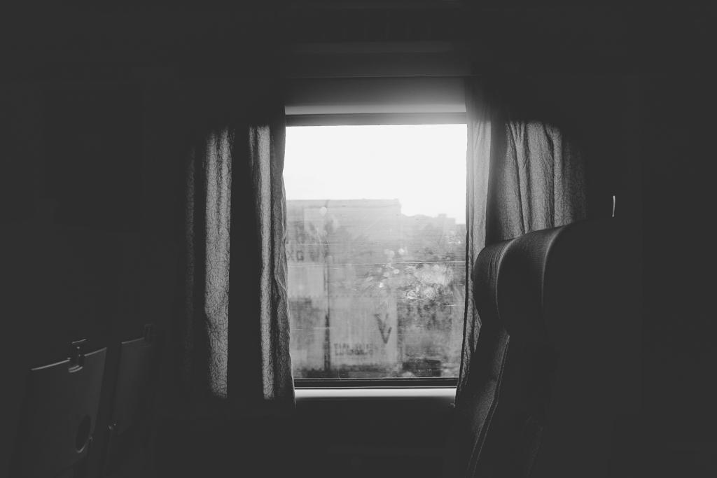 Dark Train Cabin, Nigerian Railway
