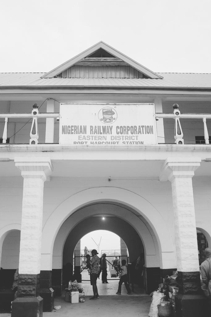 Port Harcourt Central Train Station
