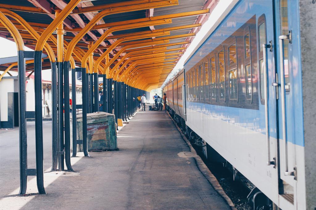 Enugu Central Train Station