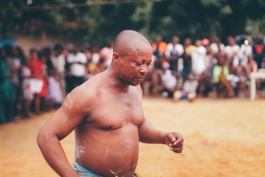 Referee, Ete Wrestling Festival, Isiokpo