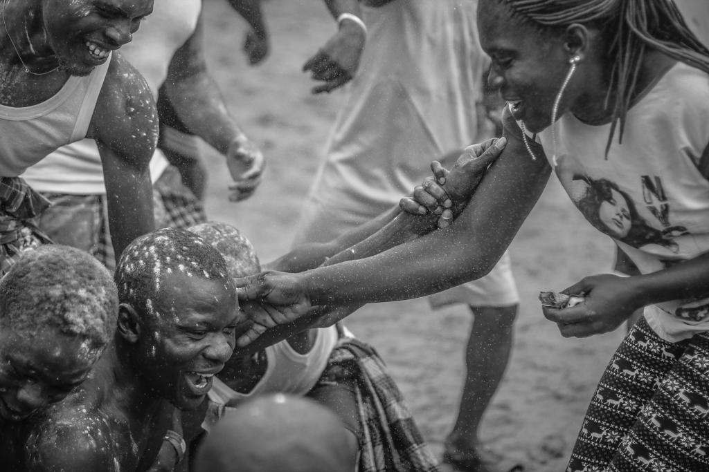 Winner, Ete Wrestling Festival, Omagwa