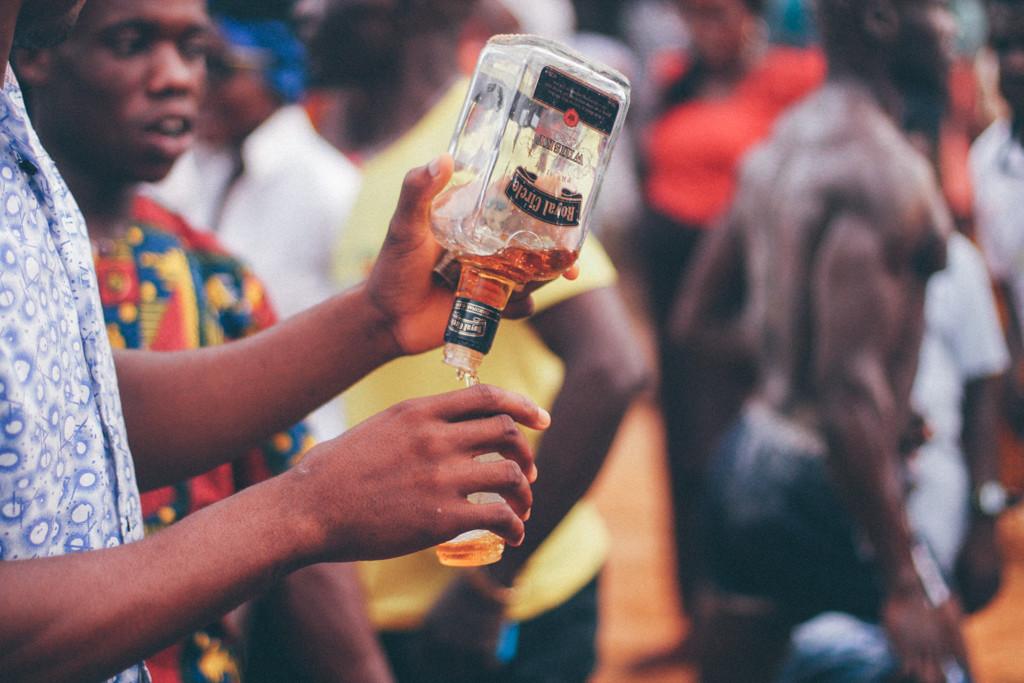 Whisky, Ete Wrestling Festival, Omagwa