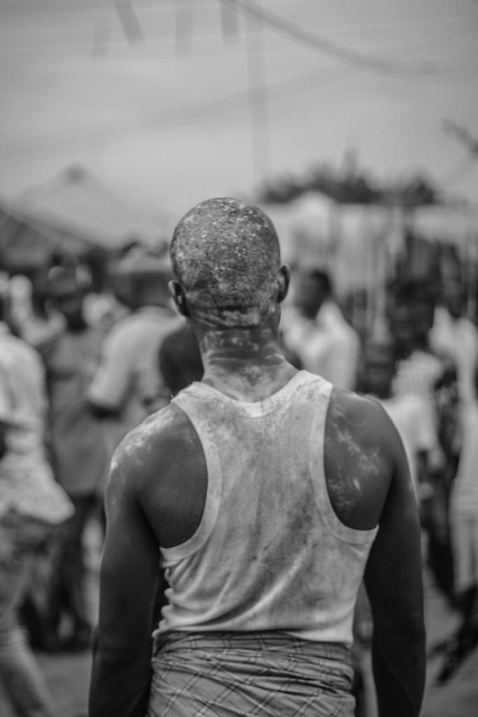 Wrestler, Ete Wrestling Festival, Omagwa