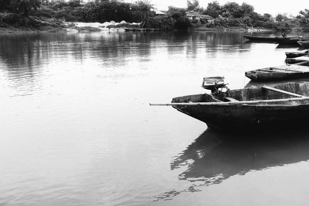 Canoes, Imo River, Oyigbo, PH