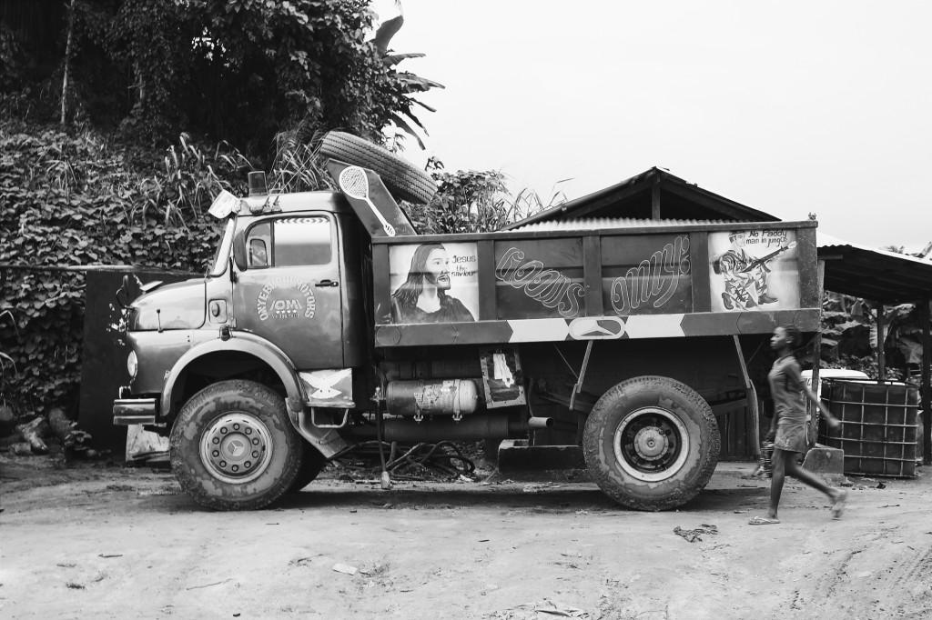 Lorry, Oyigbo, PH