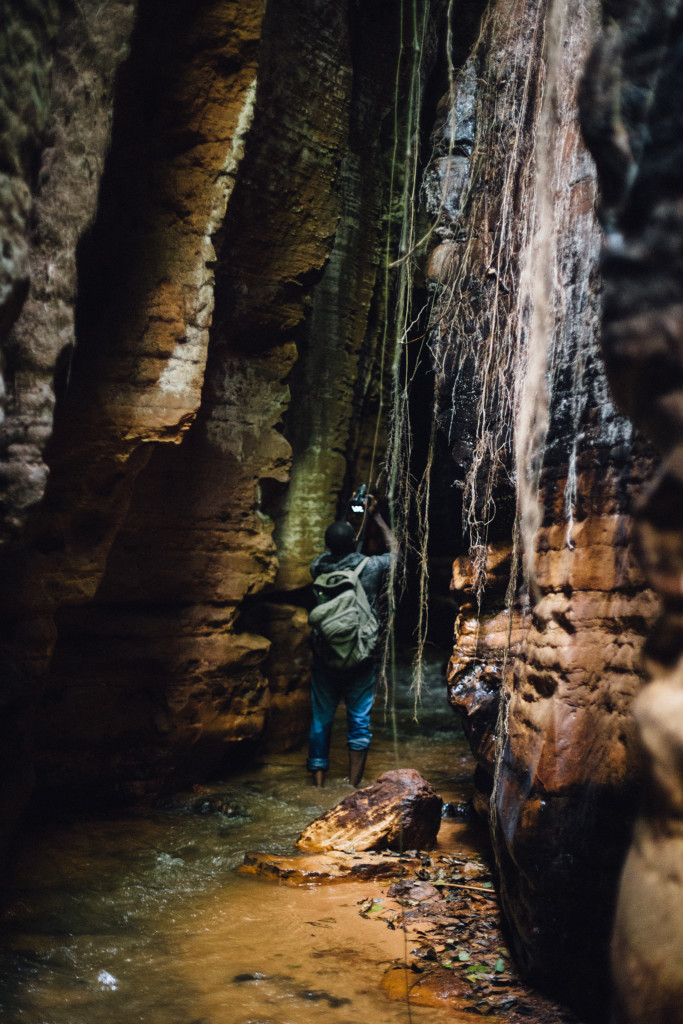 Awhum Waterfall and Cave, Enugu
