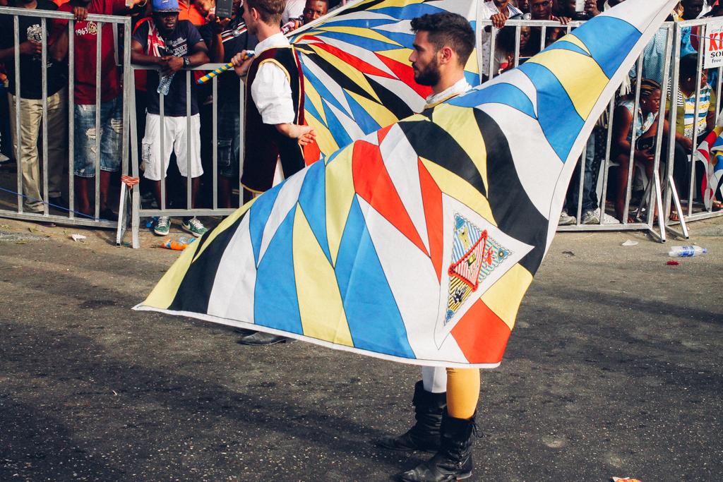 Calabar Carnival 2015 participants