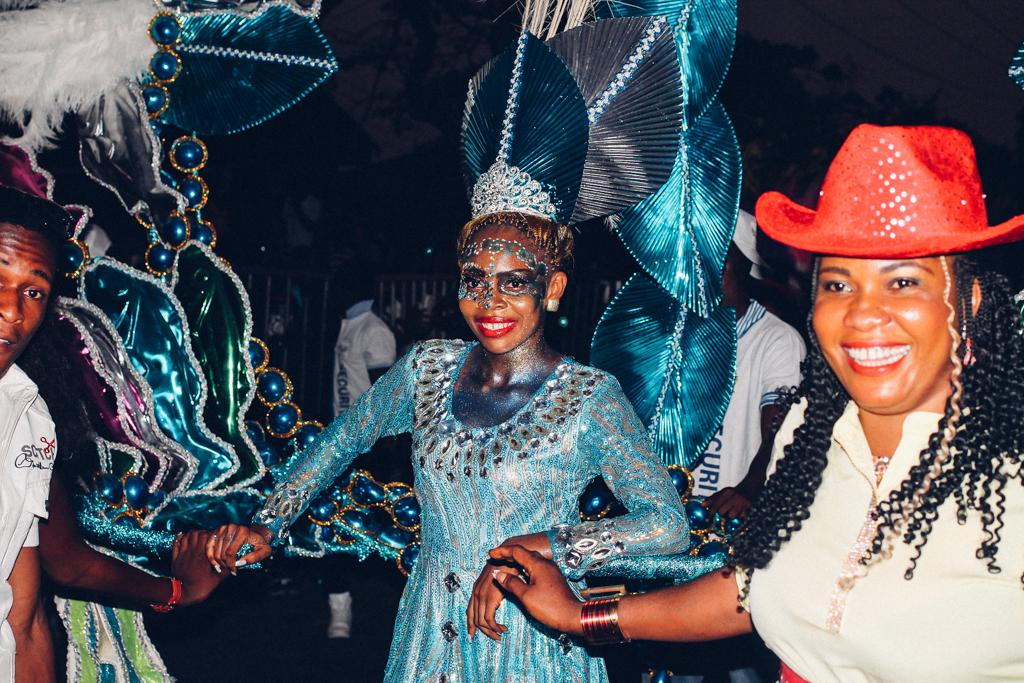 Performer, Calabar Carnival 2015