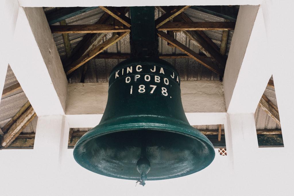 Bell in Opobo