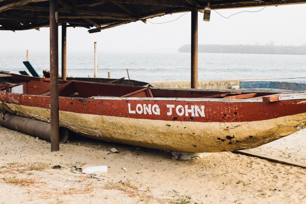Long John Canoe, Opobo