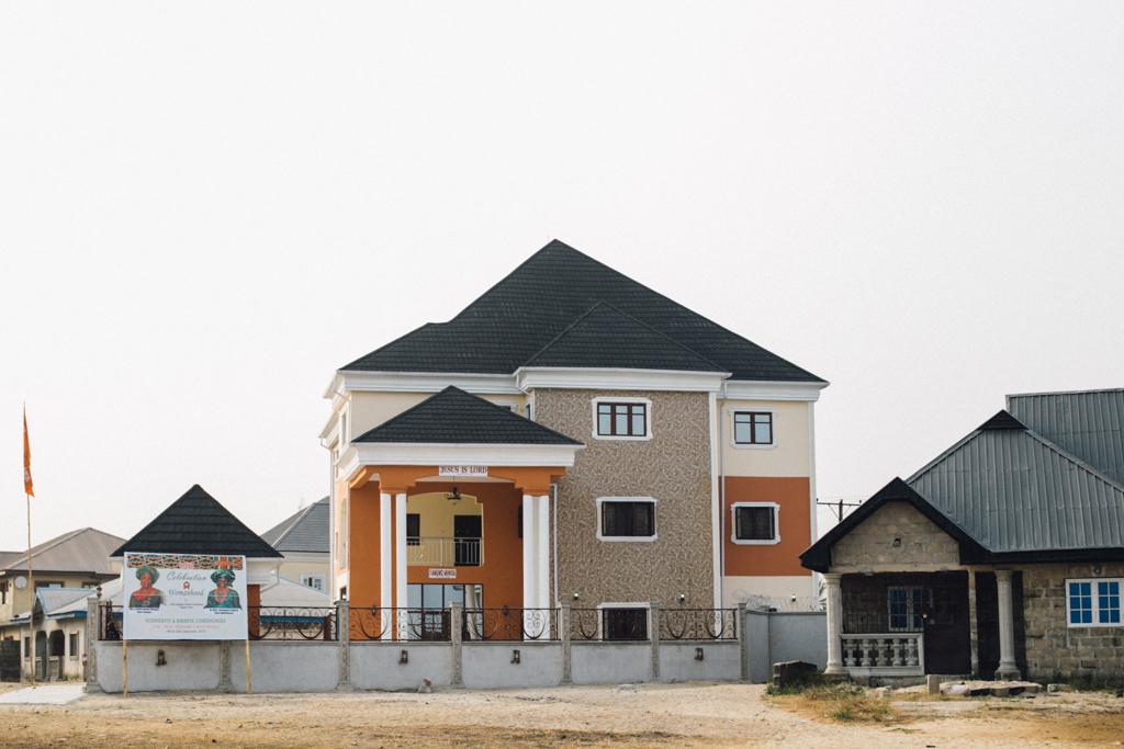 Storey building opobo