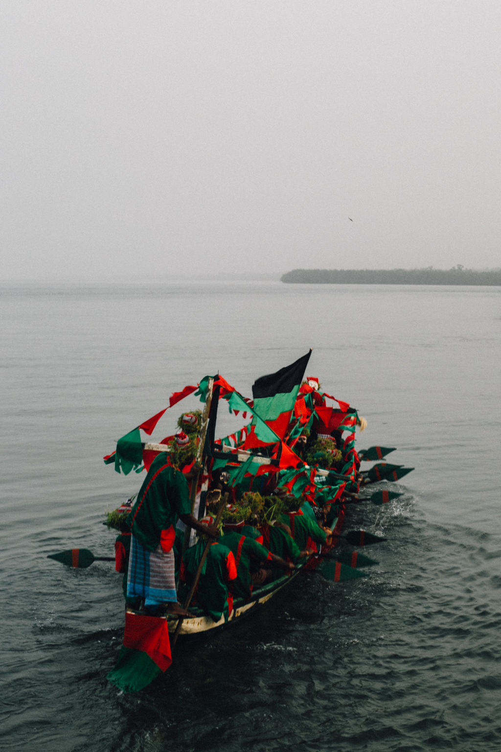 Opobo Boat Regatta, 2015