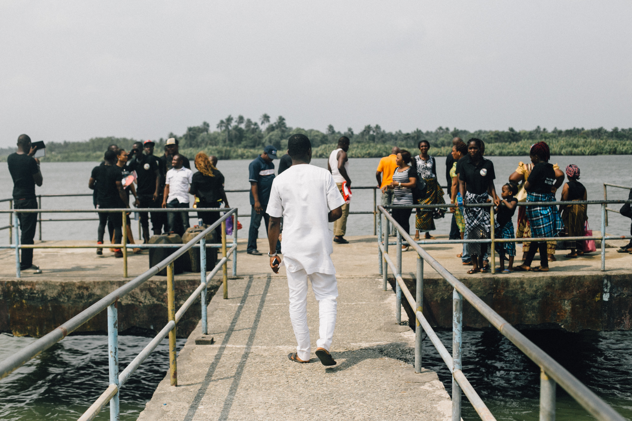 Jetty, Ikuru Town