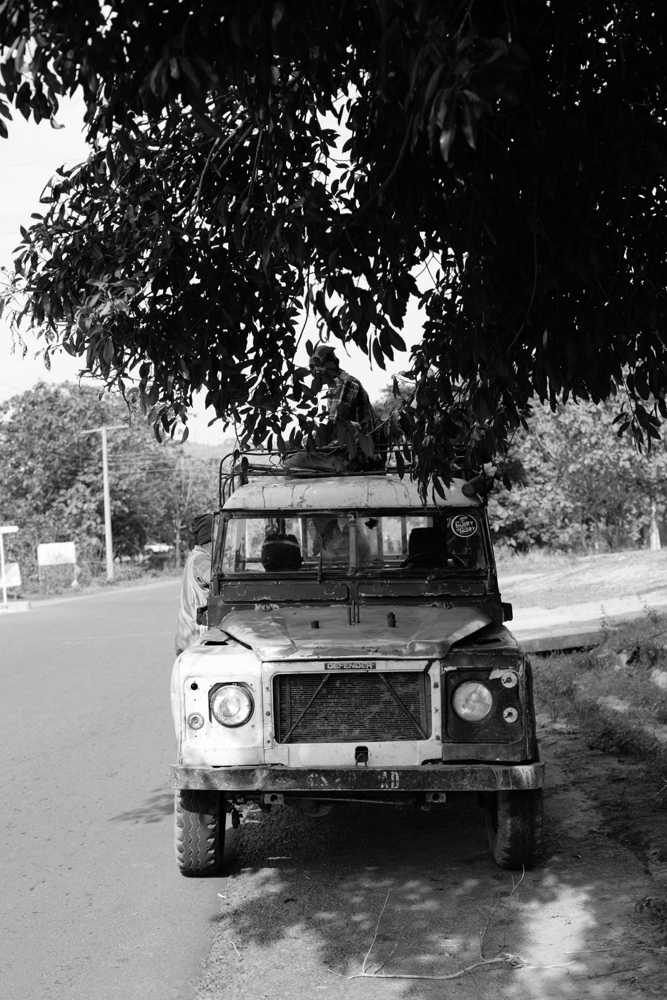 Land Rover, Obudu