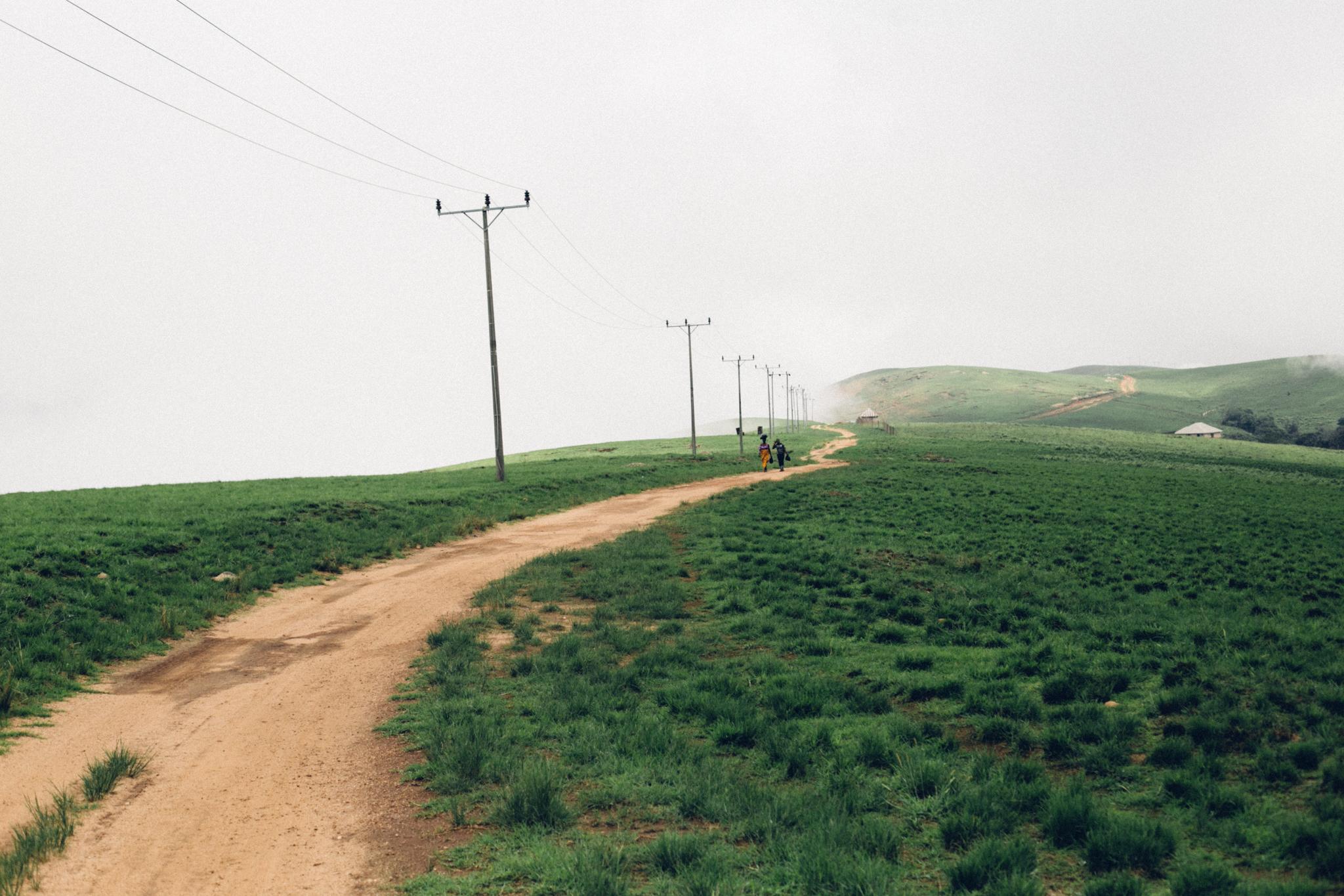 Foggy Road, Obudu