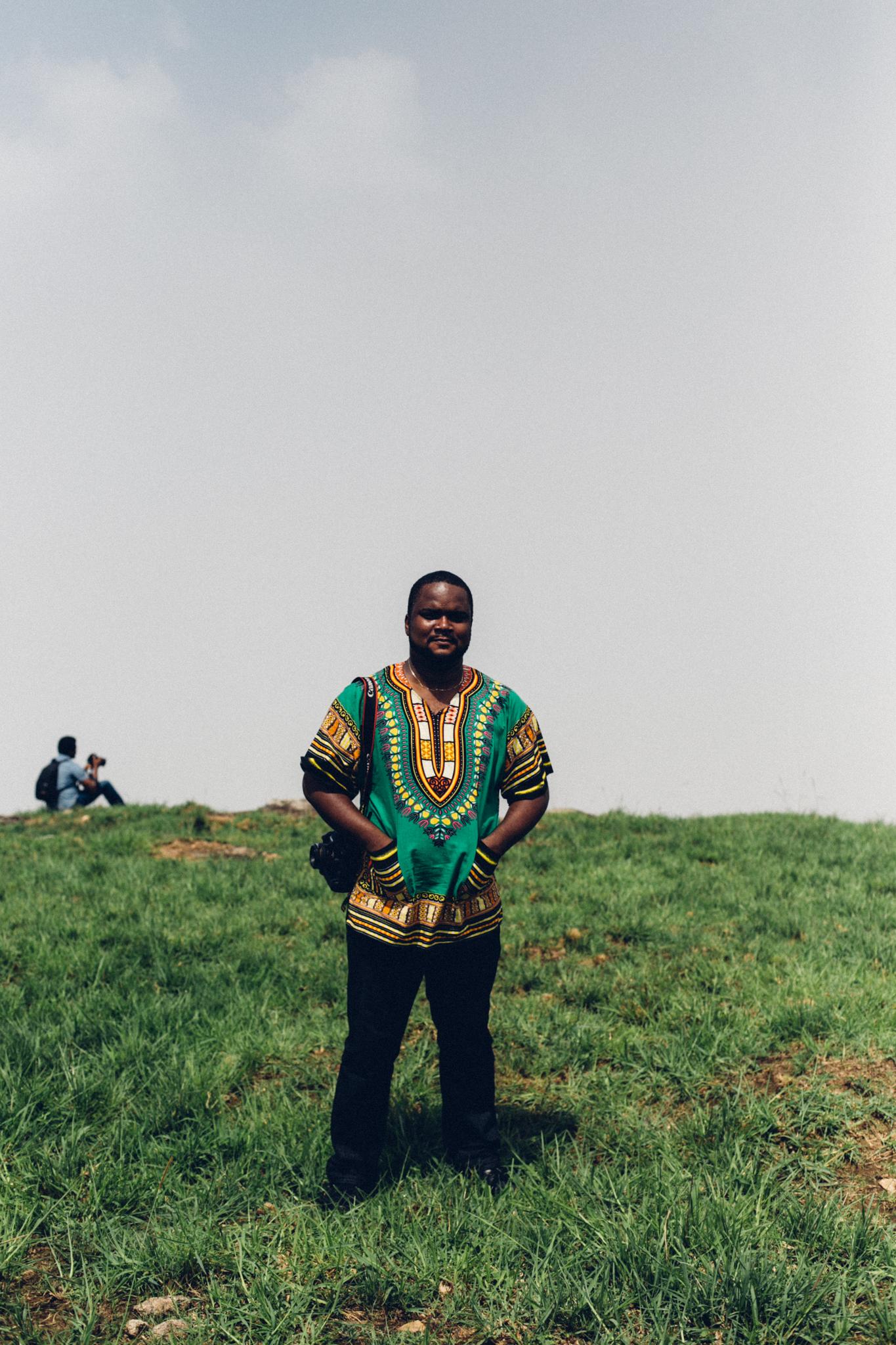 Portrait, Obudu