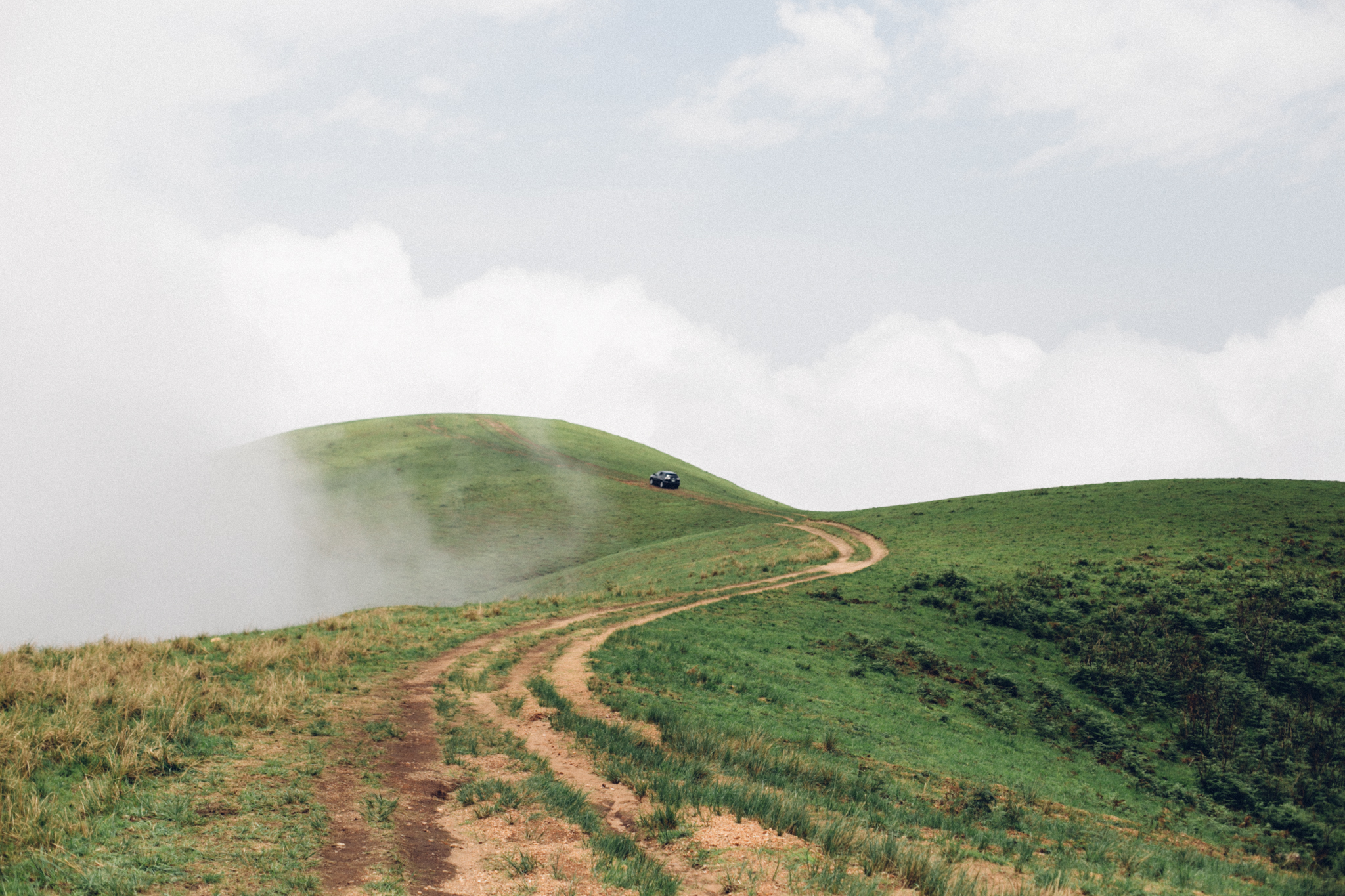 Hill top, Obudu