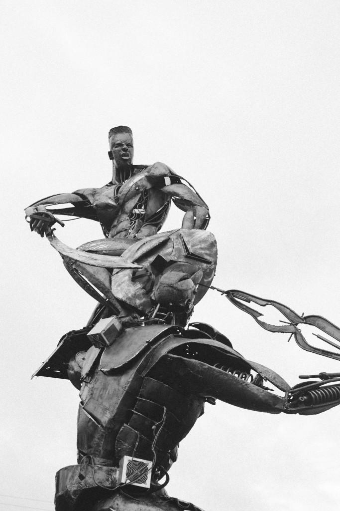 Sculpture, University of Benin