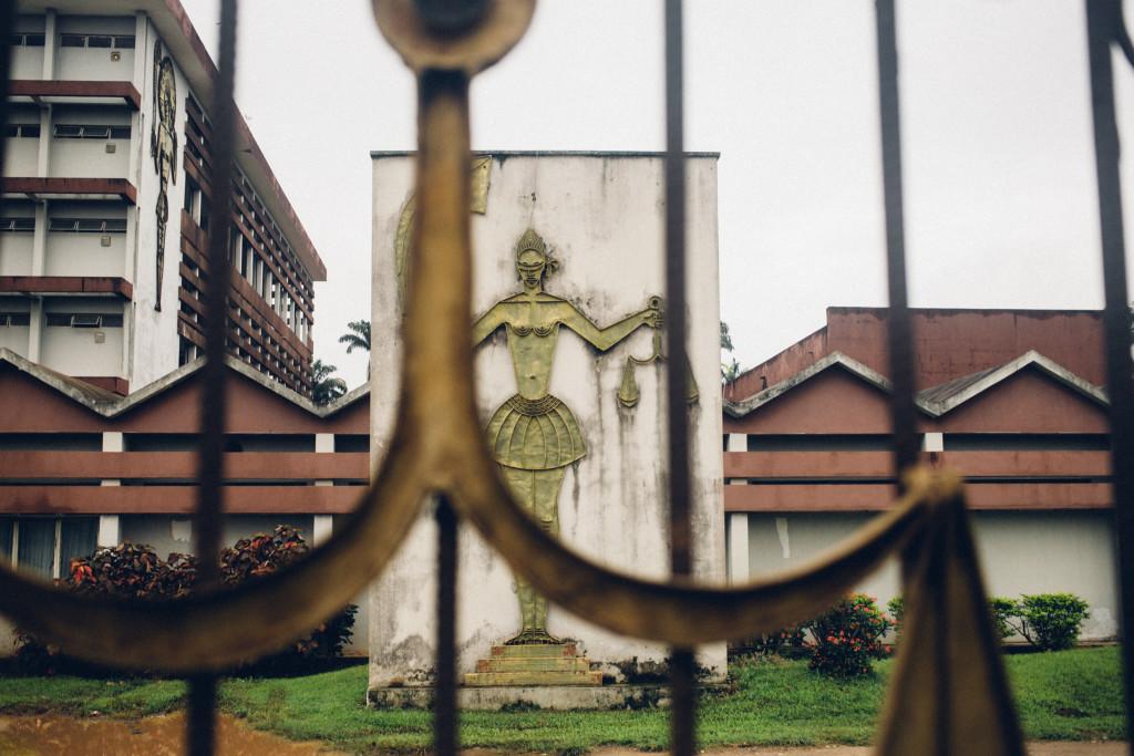 Cour house, Benin