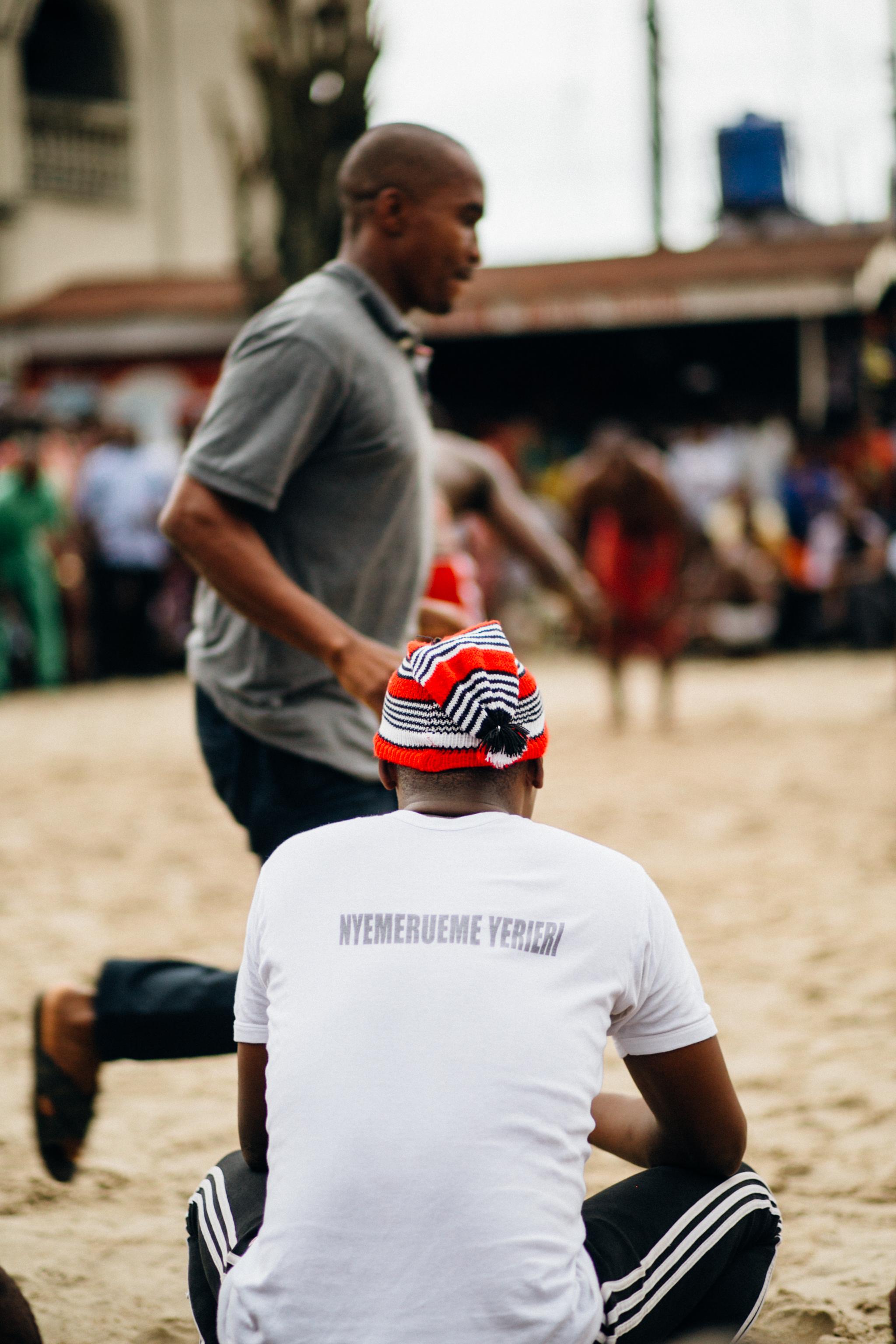 Nyemerueme Yerieri, Egelege Festival, Ogbunabali, Port Harcourt