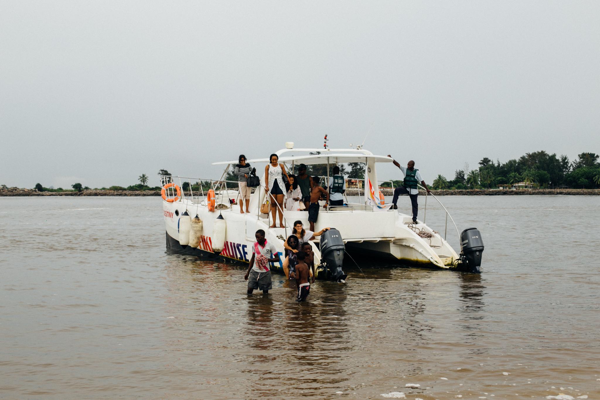 Fiki Cruise Yacht, Tarkwa Bay