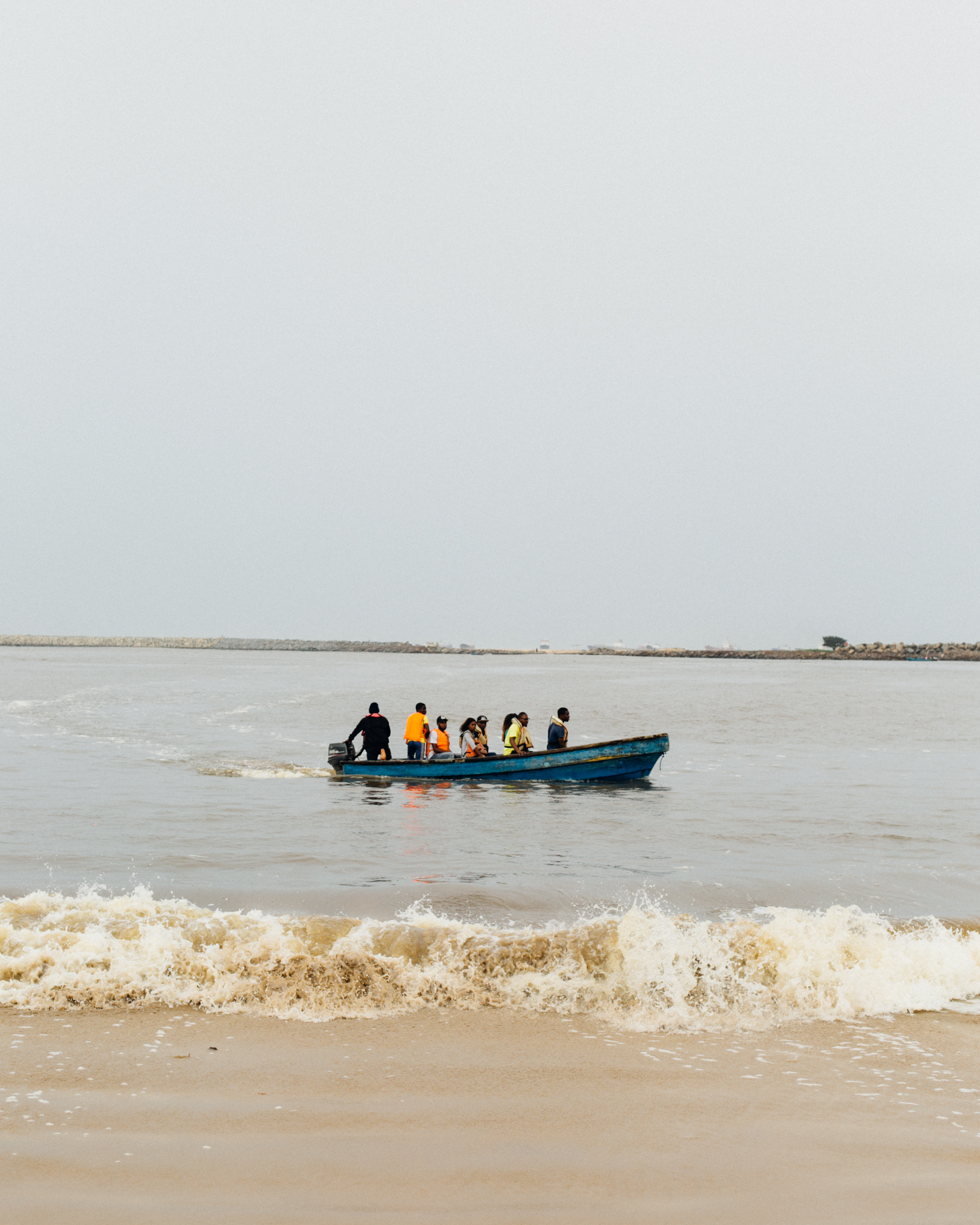 Boat, Tarkwa bay