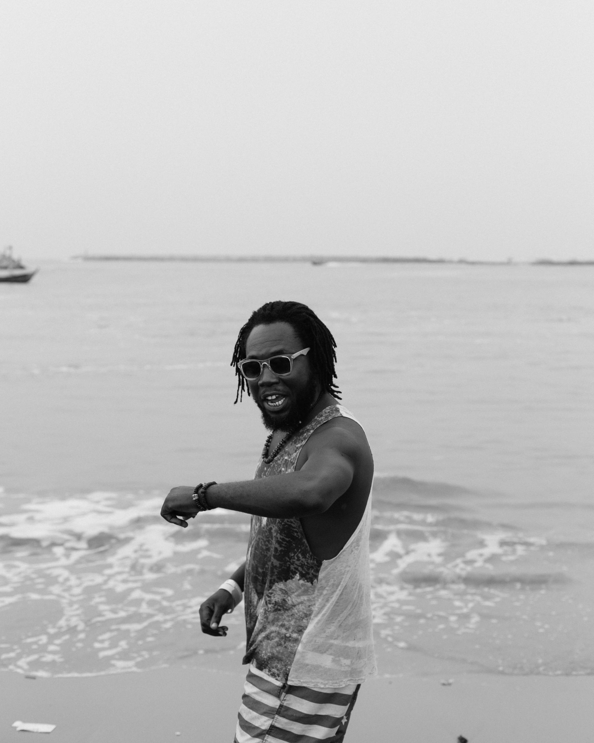 Portrait, Tarkwa bay