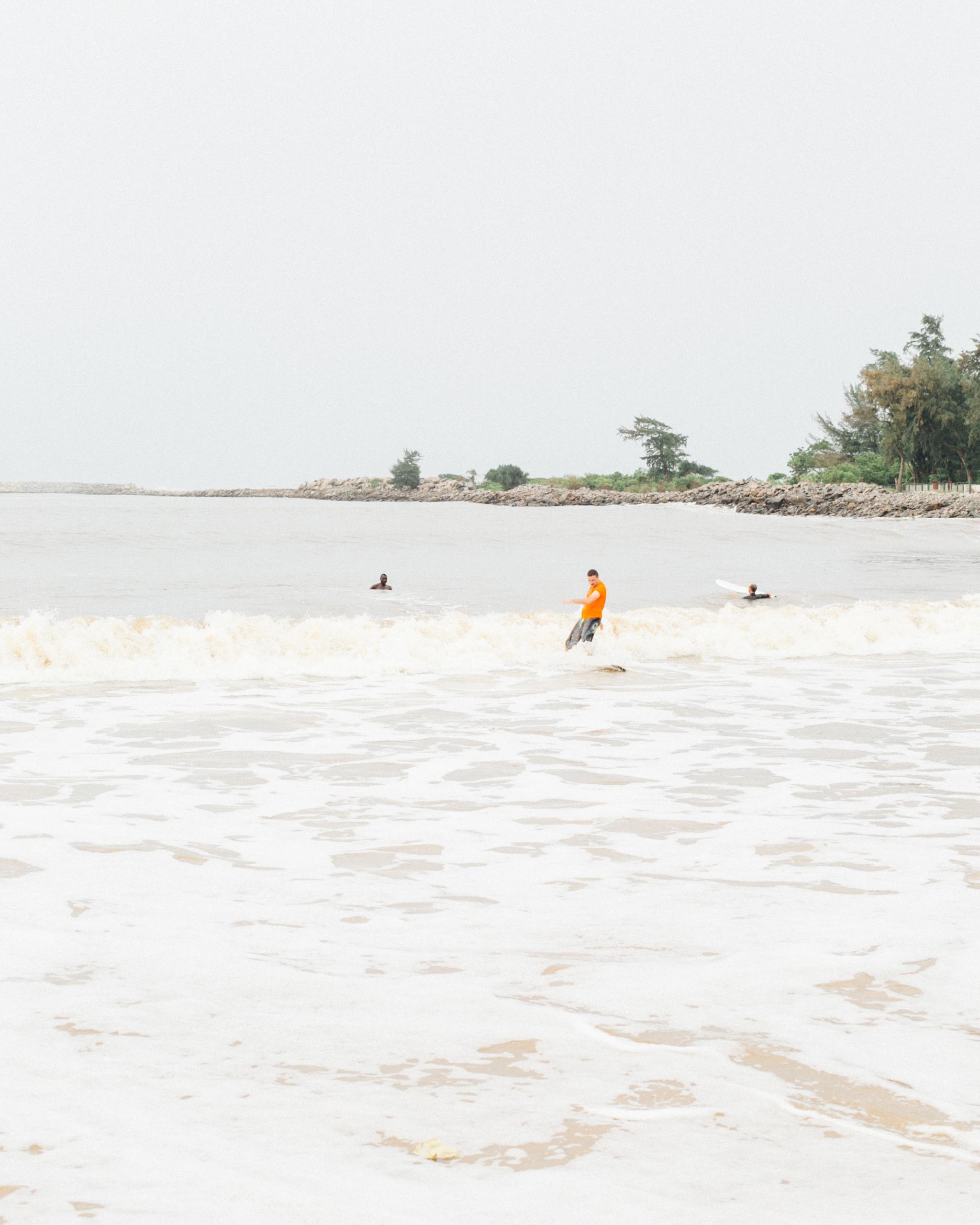 Surfers, Tarkwa Bay