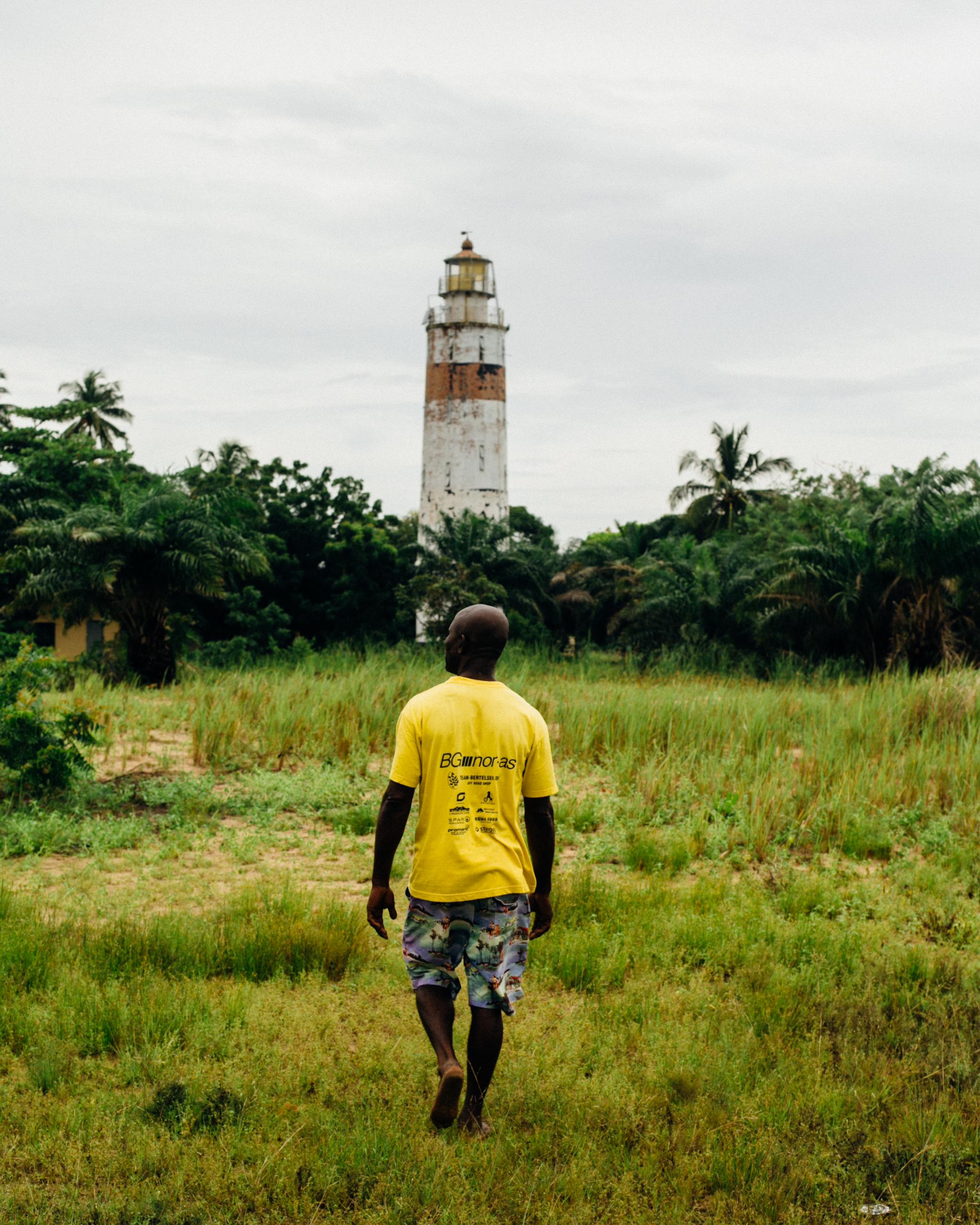 Lighthouse, Tarkwa Bay