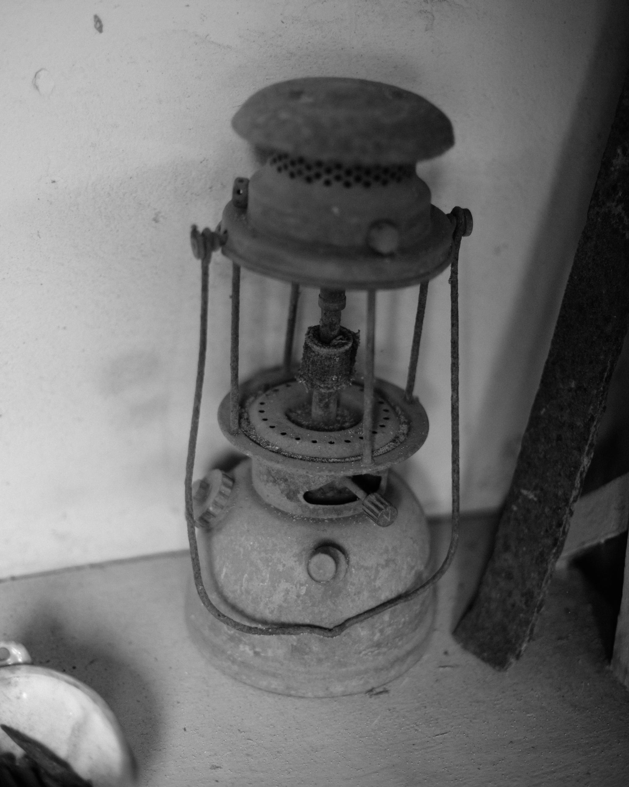 Old Lantern, Badagry