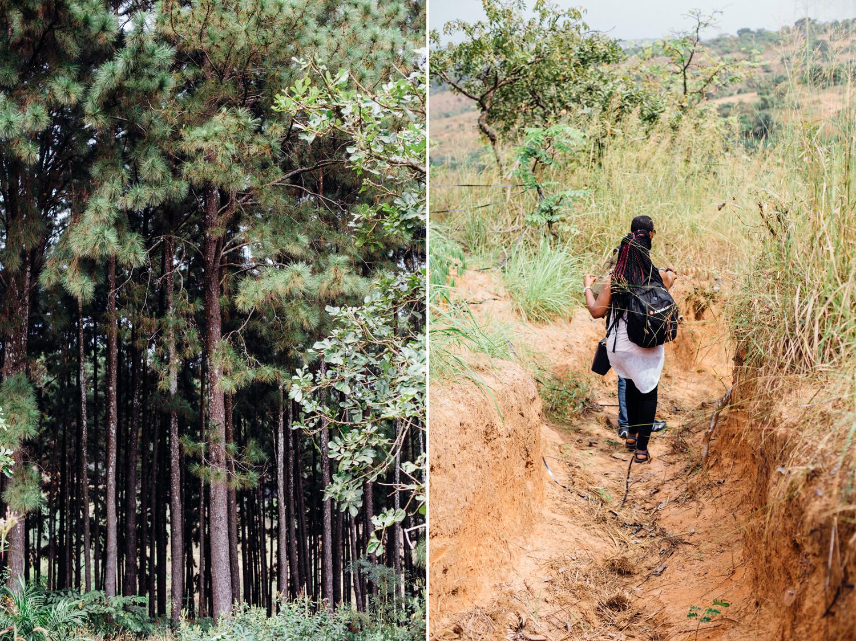 Portrait, Ngwo Pine Forest, Enugu