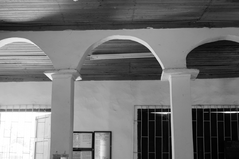 Columns, Nanna's Museum, Koko