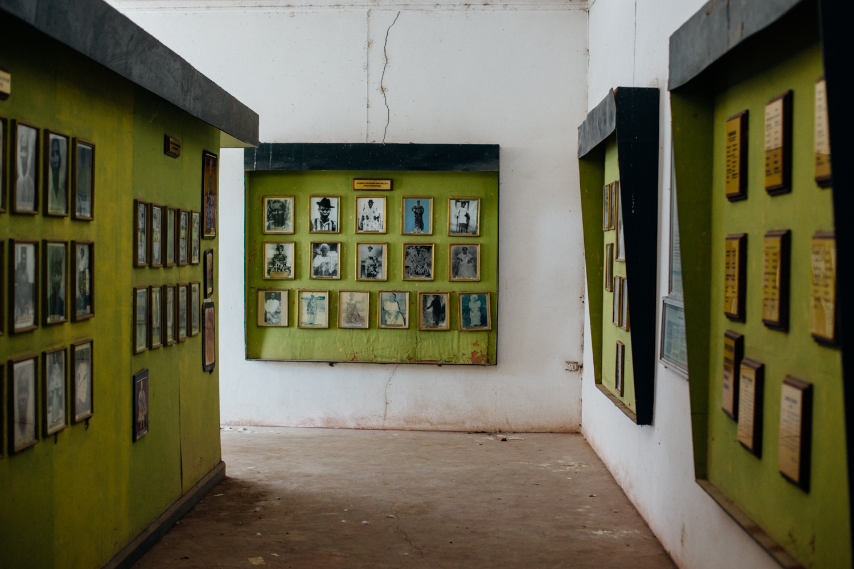 Photos of Nanna's Relatives, Nanna's Museum, Koko
