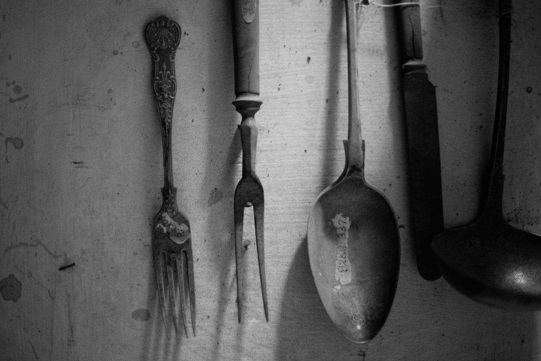 Cutlery Set, Nanna's Museum, Koko