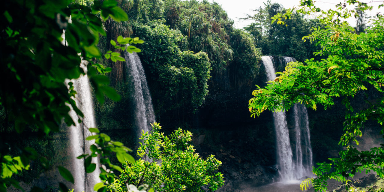 Travel Destination: Agbokim Waterfall