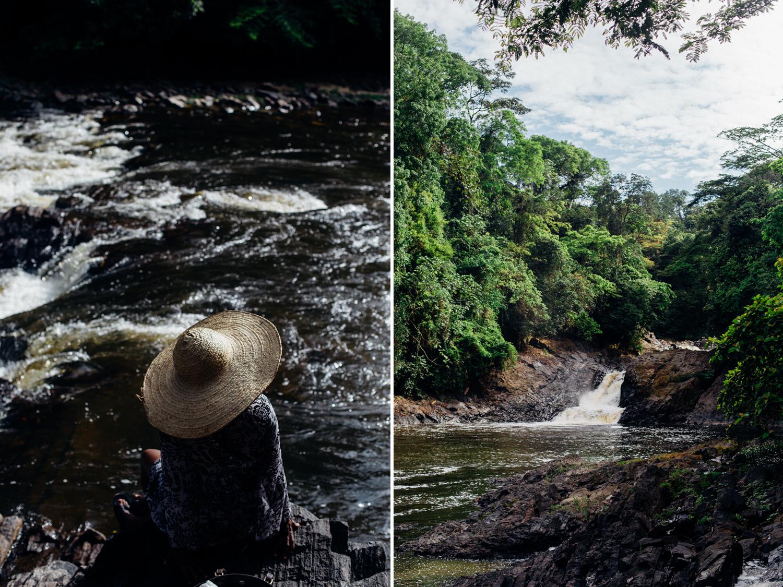 Portrait, Kwa Falls