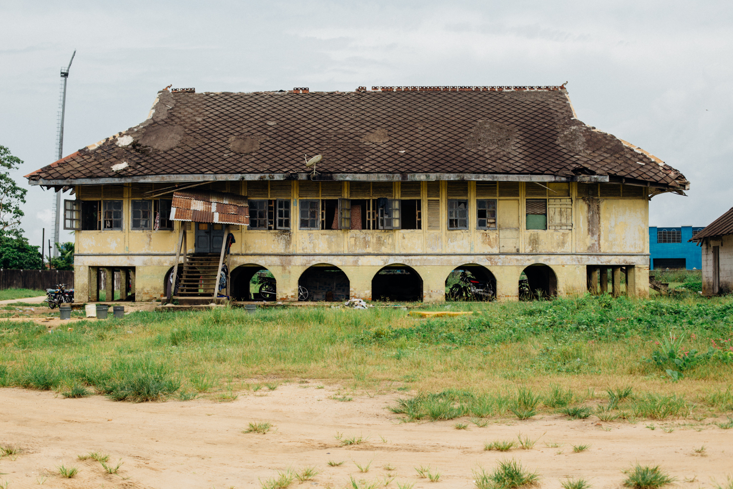 Colonial Building, Sapele