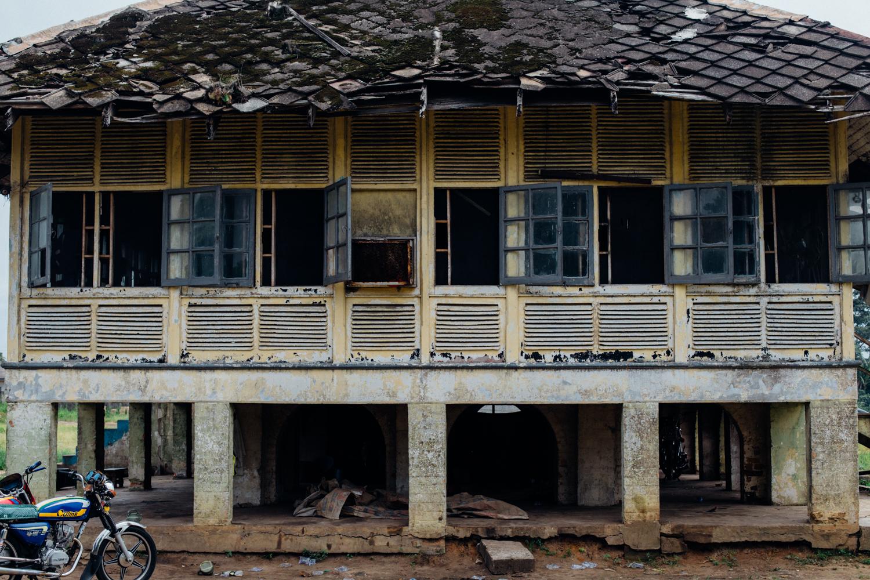 Colonial Building, Sapele