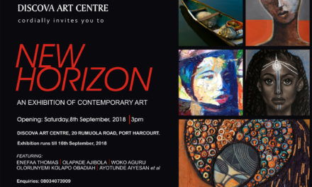 New Horizon Comtemporary Art Exhibition