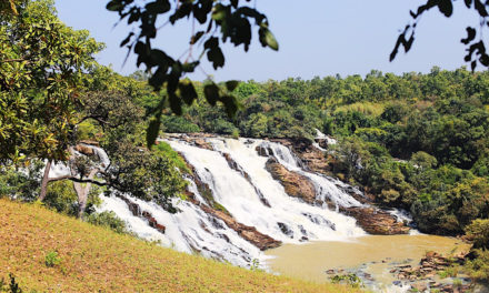 Travel Destination: Gurara Falls